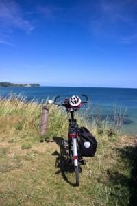 Radtour auf Rügen