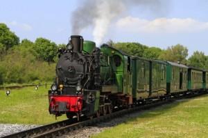 Rasender Roland - Historische Bahn auf Rügen
