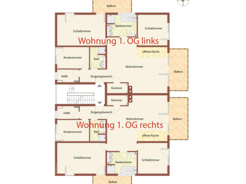 ferienwohnung f r 6 personen in glowe auf r gen. Black Bedroom Furniture Sets. Home Design Ideas