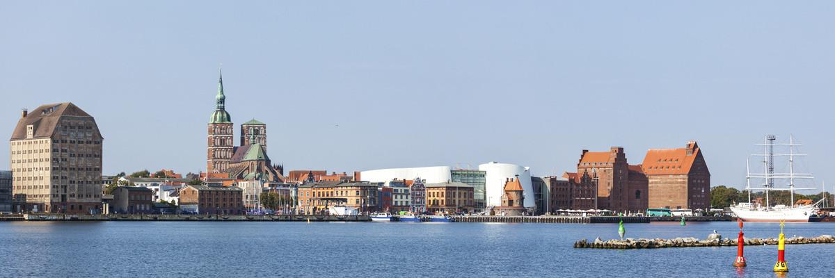 Ozeaneum in Stralsund